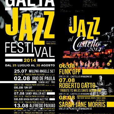 Jazz al Castello 2014: Domani, 8 Agosto Sarah Jane Morris