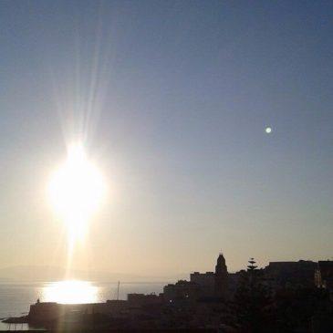 Gaeta Medievale si sveglia presto… Buongiorno, il sole è già alto!