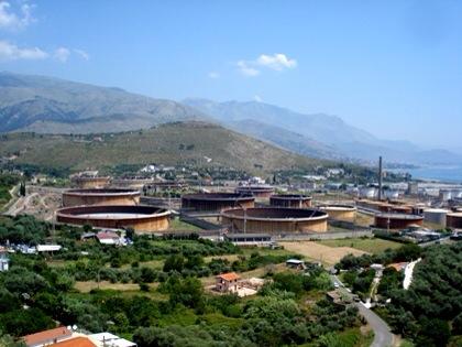 Gaeta: Smantellamento impianti Eni e bonifica ad Arzano: l'Amministrazione Comunale al lavoro