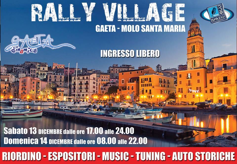 Rally di Gaeta