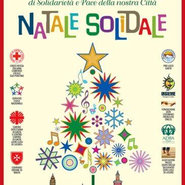 """Gaeta: """"Natale Solidale"""" quando la Festa incontra la solidarietà"""