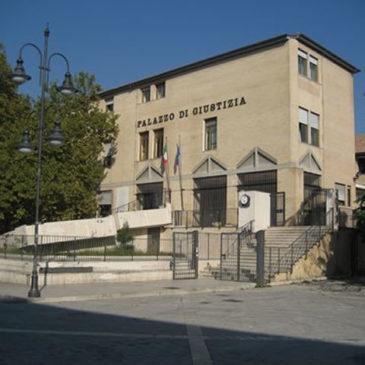 Crolla il solaio del Tribunale di Cassino, il Sindaco di Gaeta riapre le porte dell'ex Sezione Distaccata del Tribunale di Latina