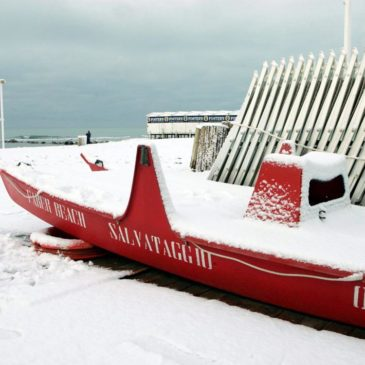 Meteo: freddo artico in arrivo per la Befana / neve a bassa quota -2°C