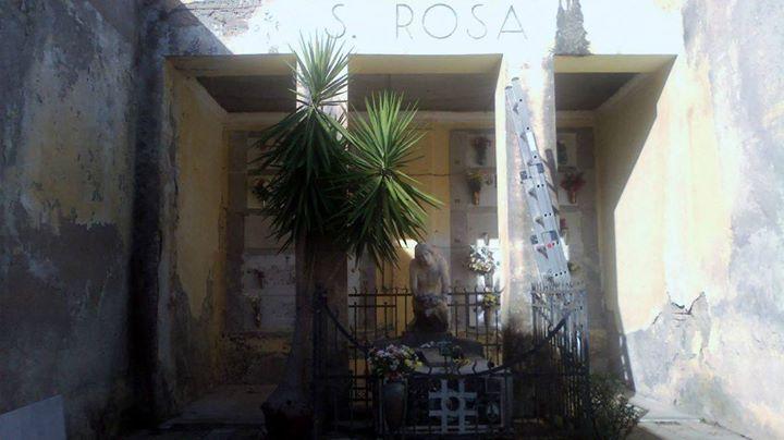 Cappella di Santa Rosa cimitero di Gaeta