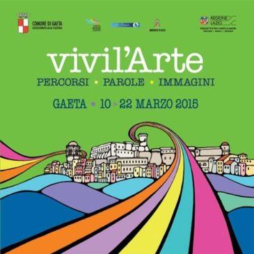 Gaeta Vivil'Arte 2015: Save the date domenica 15 marzo con Piccoli passi in Grandi Tesori e Fame di Carezze della rassegna iSALUTE – Ingresso libero