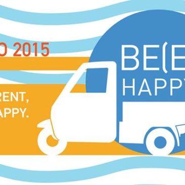 Bee Happy Fest – GAETA: Feste in spiaggia e tanto altro 10 / 11 / 12 LUGLIO – INGRESSO GRATUITO