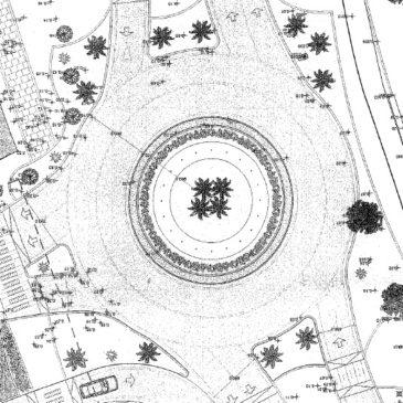 Gaeta: Fontana nella rotatoria a Lungomare – Ecco il disegno definitivo e il bando di gara
