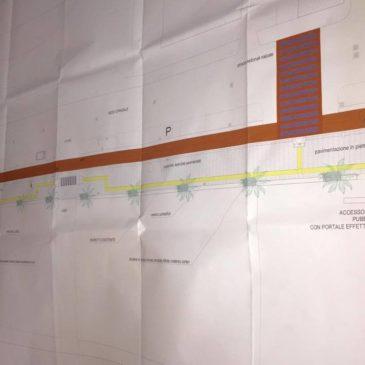 Quartiere Serapo Fontania: restyling in arrivo, affidato il primo stralcio di lavori – Ecco il progetto