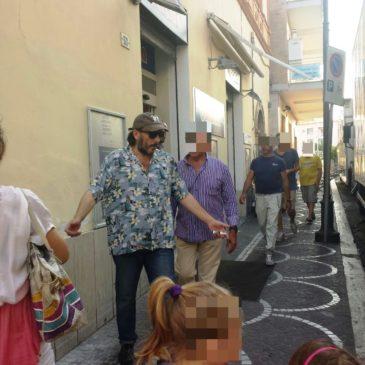 Pieraccioni Film: Prevista a Gaeta un'altra giornata di riprese il 18 luglio nel quartiere di Sant' Erasmo