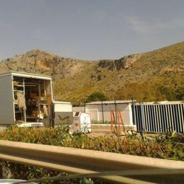 Riprese del film a Gaeta: il 25 settembre si gira a Villa delle Sirene