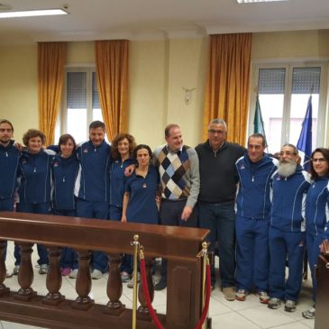 *FOTO* Squadra Master Serapo Sport: Premiata l'eccellenza sportiva, orgoglio gaetano
