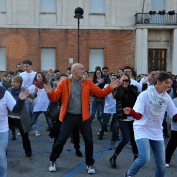 *FOTO* Flash Mob a Gaeta: Parte il Progetto Camper di Veronica De Laurentiis