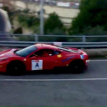 *FOTO* Rally di Sperlonga 2015: anche Ferrari tra le altre