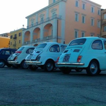 500Day a Gaeta in occasione del Rally di Sperlonga 2015: Ecco le foto