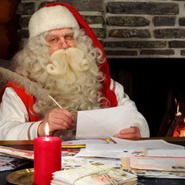 Vuoi farti telefonare da Babbo Natale sul tuo cellulare? Fai parlare i tuoi bimbi con Babbo Natale