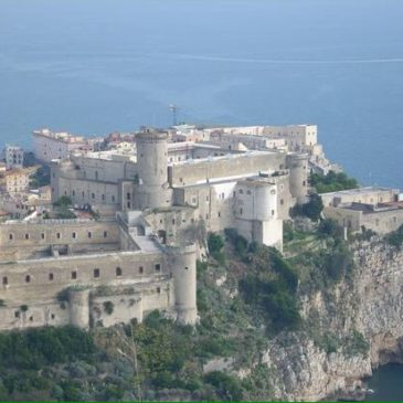 Gaeta: apre al pubblico lo storico castello Angioino / Sabato 4 Giugno.