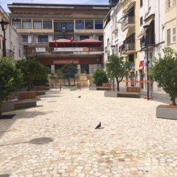 Inaugurata Vincent Capodanno… una Piazza tutta nuova nel cuore di Via Indipendenza