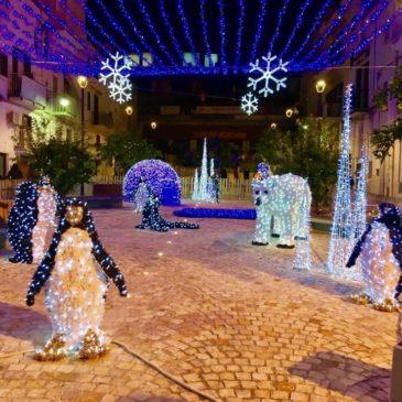 Gaeta: dal giorno 06 al 08 gennaio torna lo spettacolo della Fontana
