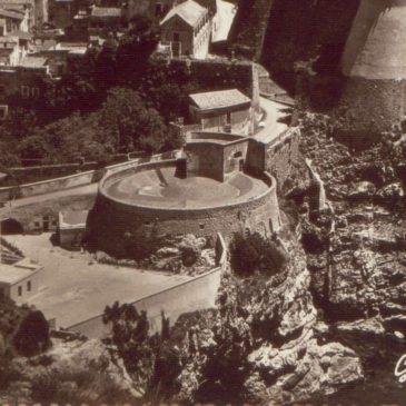 Visita Virtuale al Torrione Francese di Gaeta Medievale