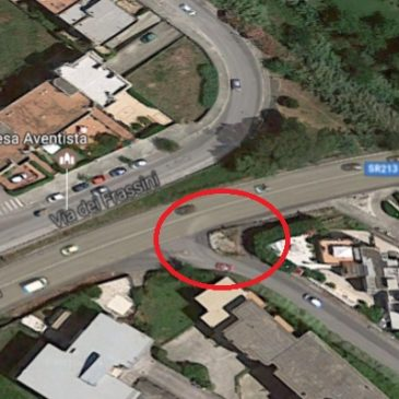 Gaeta – Terminati i lavori di svincolo tra Via Maresca e Via dei Gelsomini