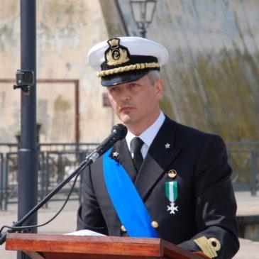 Capianeria di Porto di Gaeta: insediato al comando il Capitano di Fregata Andrea Vaiardi
