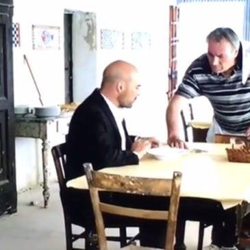 *VIDEO* Anche a Montelusa arrivano le Olive di Gaeta, grazie a Montalbano