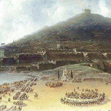 Eventi Gaeta: I sovrani Francesco II e Maria Sofia di Wittelsbach