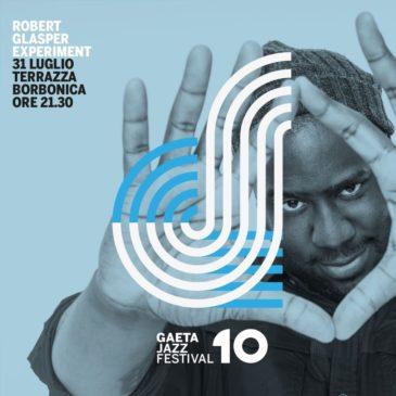 Gaeta Jazz Festival 2017: Robert Glasper in concerto