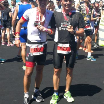 IronMan Pescara: Marciano chiude la gara in 5:17 e si candida per Zurigo 2017