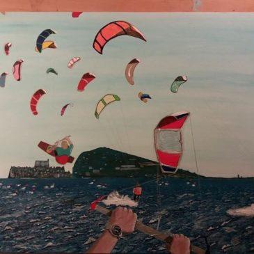 Gaeta: personale di pittura di Angelo Silvio Lorenzo Ionta