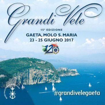 """Gaeta, 3 giorni con """"Le Grandi Vele"""" edizione 2017"""