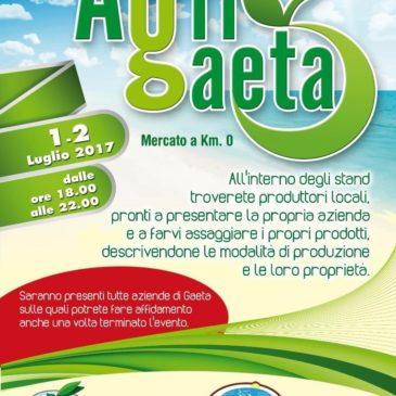 #Eventi: AgriGaeta è il mercato agricolo a Km 0