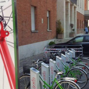 Bike sharing a Gaeta: appaltata la manutenzione delle biciclette per l'estate 2017