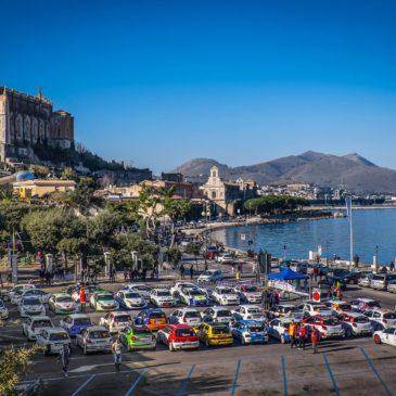 IX Rally di Sperlonga: anche quest'anno scelta Gaeta come riordino e partenza