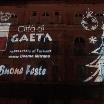 Natale a Gaeta: Mapping… Video Proiezioni Musicali in 3D