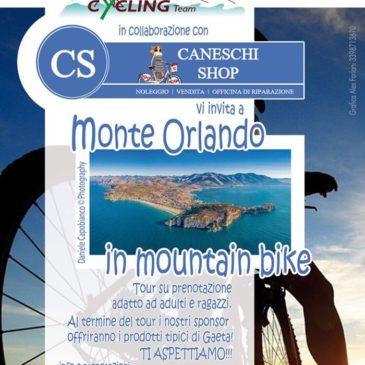 Monte Orlando in Mountain Bike: nuovo appuntamento