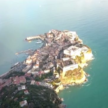 *VIDEO*: Una Fantastica Domenica in Volo su Gaeta Video Di Daniele Capobianco