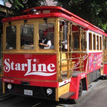 Luminarie di Gaeta: visitale in Tram!