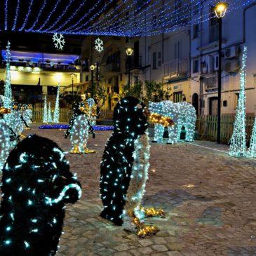 """Weekend dell'Immacolata con Le Luminarie """"Favole di Luce"""""""