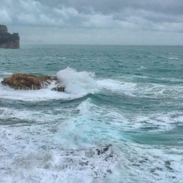 """*VIDEO* Gaeta: La """"Nave di Serapo"""" sta affondando"""