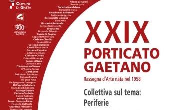 XXIX Edizione Porticato Gaetano 2017: Cerimonia di chiusura