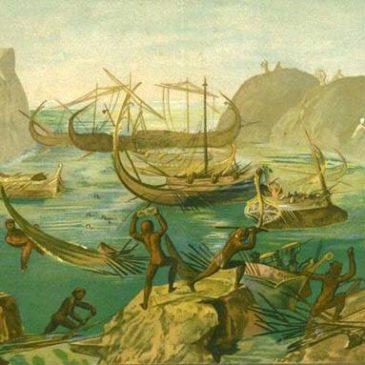 Pillole di Storia: Ulisse nel Golfo di Gaeta