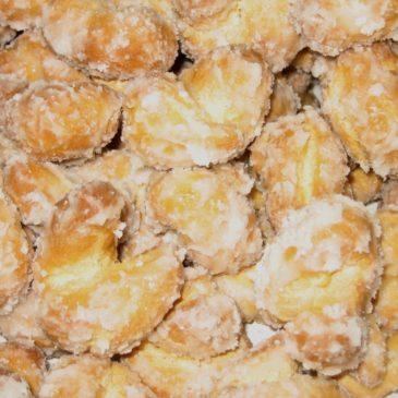 Ricette Prodotti Tipici: Le Ciammelle di Gaeta