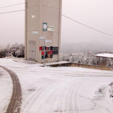 Allerta neve Lazio: prevista sopra i 200-400 metri