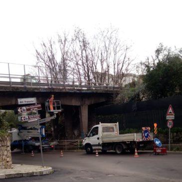Flacca: Ponte a rischio, servono quattro mesi di lavoro