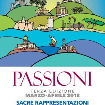 """""""Passioni 2018"""" Festival dei Comuni del Golfo di Gaeta e Isole Ponziane"""