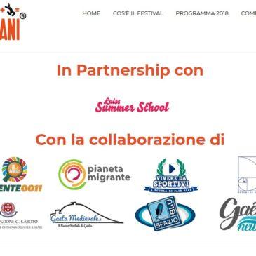 Festival dei Giovani 2018: GaetaMedievale.com partner ufficiale dell'evento – Ecco il Programma