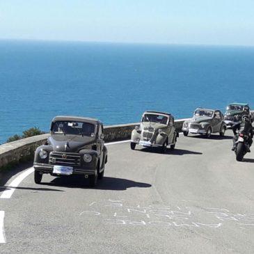 Gaeta: XI raduno di Fiat Topolino, ecco il programma