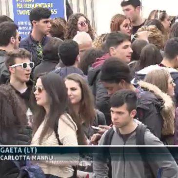 Festival dei Giovani e Gaeta al TG1: Guarda il servizio
