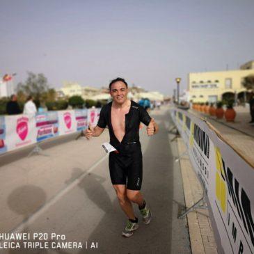 Marciano si conferma atleta di punta della Poligolfo al Challenge Roma 2018